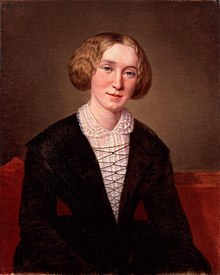 220px-George_Eliot_at_30_by_François_D'Albert_Durade