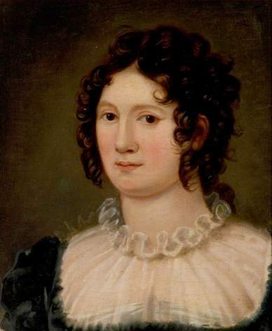 Curran, Amelia, 1775-1847; Claire Clairmont (1798-1879)
