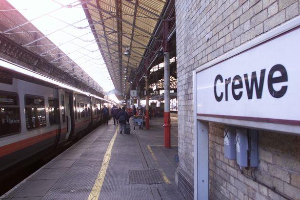 CREWE-STATION